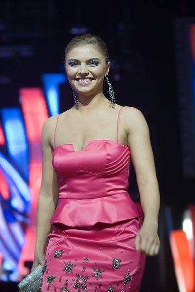 Алина Кабаева тщательно оберегает личную жизнь