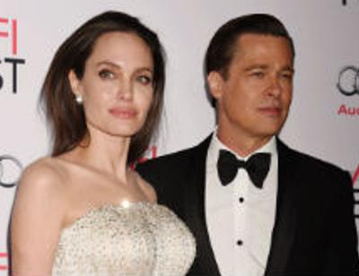 Анджелина Джоли и Брэд Питт не могут сохранить семью