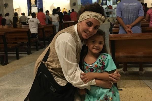 Внебрачная дочь Кристиана стала частью семьи Кастро