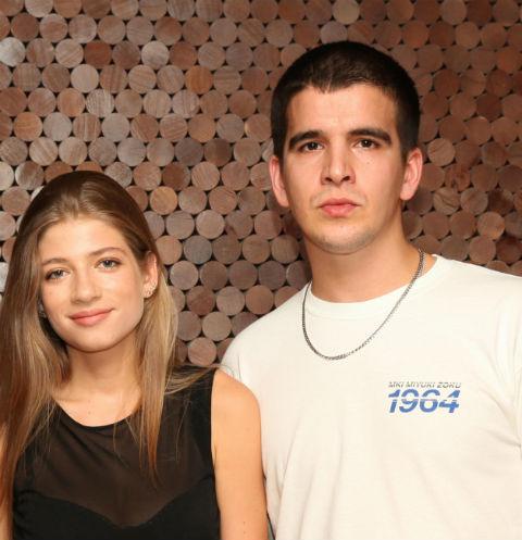 Саша Новикова и Feduk