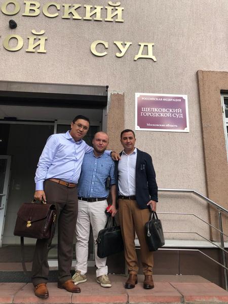 Барановская заручилась поддержкой трех адвокатов