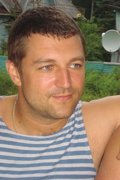 Федор Маркин из Санкт-Петербурга