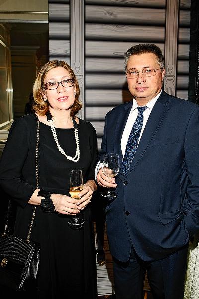 Светлана и Андрей Кашеваровы