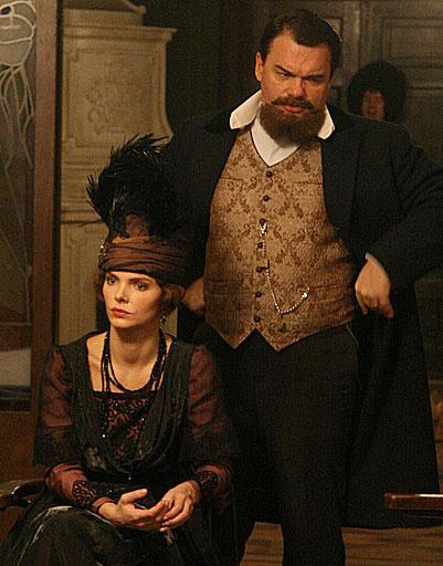 Елизавета Боярская и Евгений Дятлов