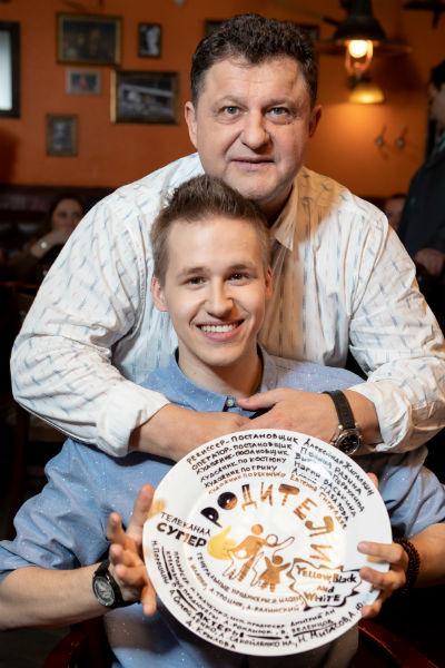 Средний сын Самойленко также выбрал актерскую профессию
