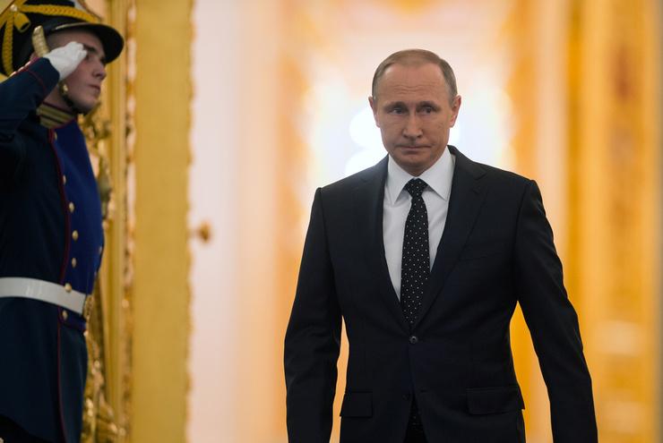 Владимир Путин восхищает многих женщин