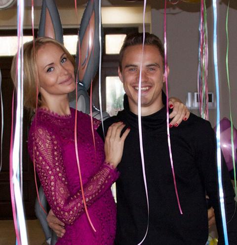 Андрей и Мария Ещенко