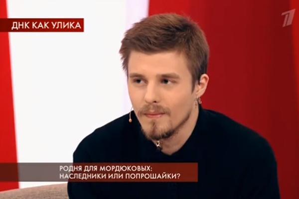 Даниил, сын племянника Ноны Мордюковой