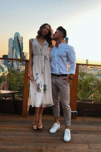 Саша и Вячеслав давно планировали ребенка