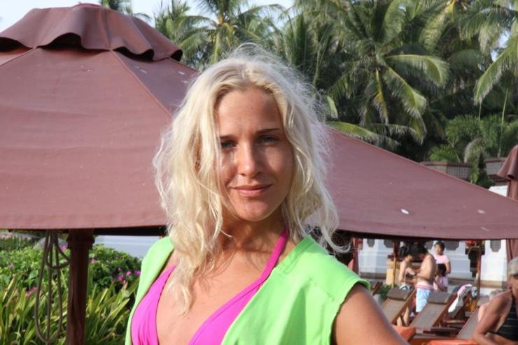 Юлия Ковальчук во время конкурса едва полностью не лишилась пальца