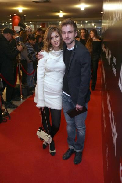 Ирина Старшенбаум и Александр Петров считались красивой парой