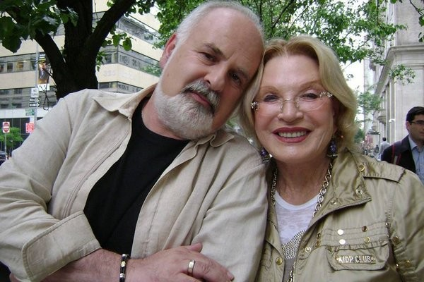 Виктор Топаллер и Людмила Максакова