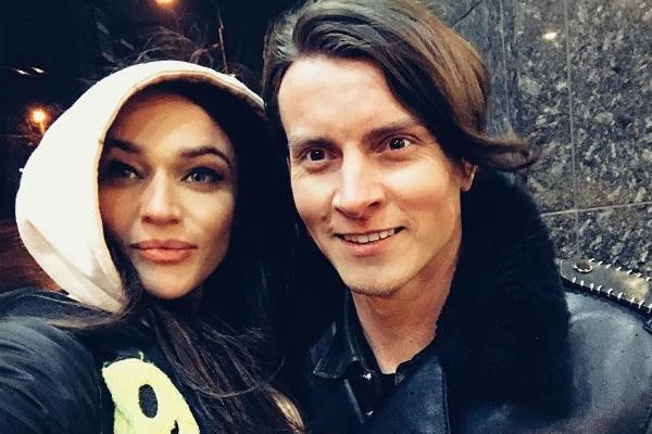 Алена и Алексей поженились осенью 2017 года