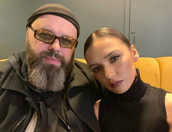 Ольга Серябкина и Максим Фадеев