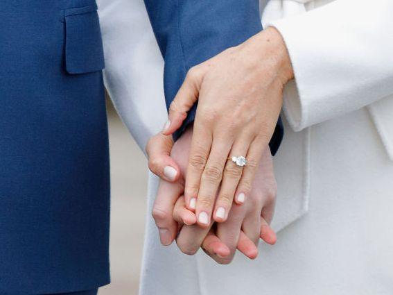 Гарри сам разрабатывал дизайн обручального кольца для Меган