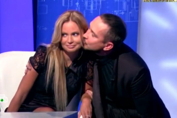 Дана Борисова и певец Данко когда-то встречались