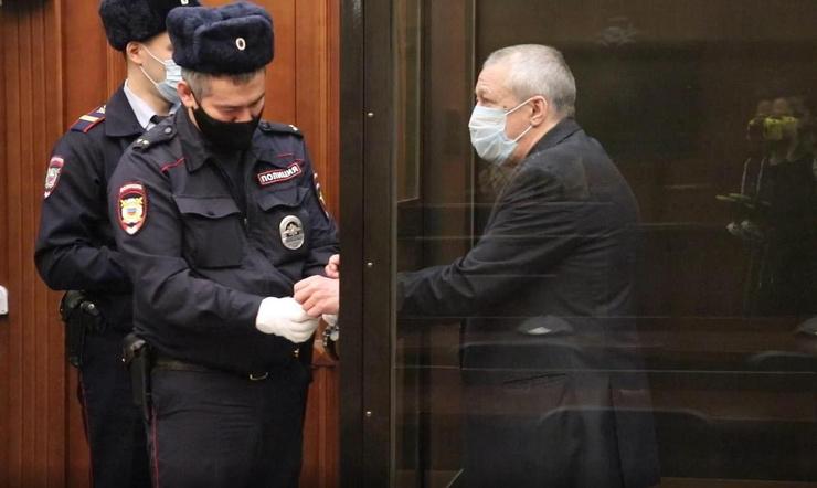 Сейчас актер находится на карантине в белгородской колонии