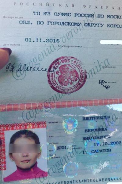 Илья предоставил документы, чтобы убедить пользователей Сети