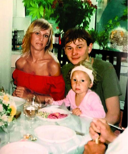 Юлии пришлось воспитывать дочь одной