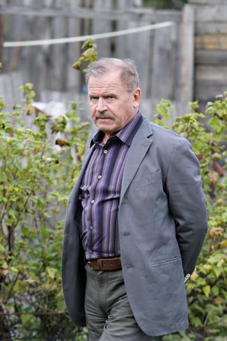 Сергей Никоненко - следователь, ведущий дело о краже бриллиантов
