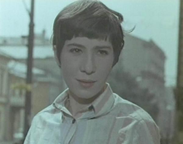 Елена Камбурова в картине «Монолог» (1970)