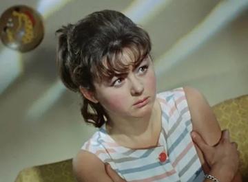 Из какого фильма с Натальей Селезневой этот кадр?