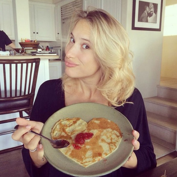 Завтрак от любимого мужа