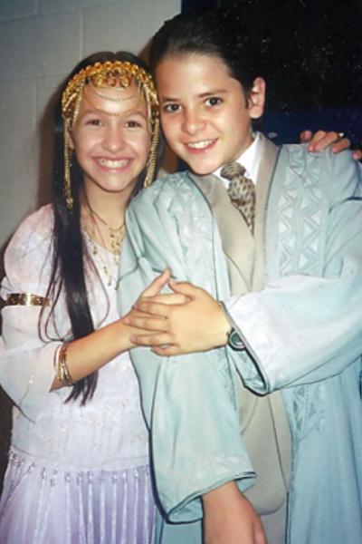 Карла Диас и Тьяго Оливейра подружились во время съемок