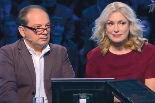 Мария Шукшина и Андрей Федорцов
