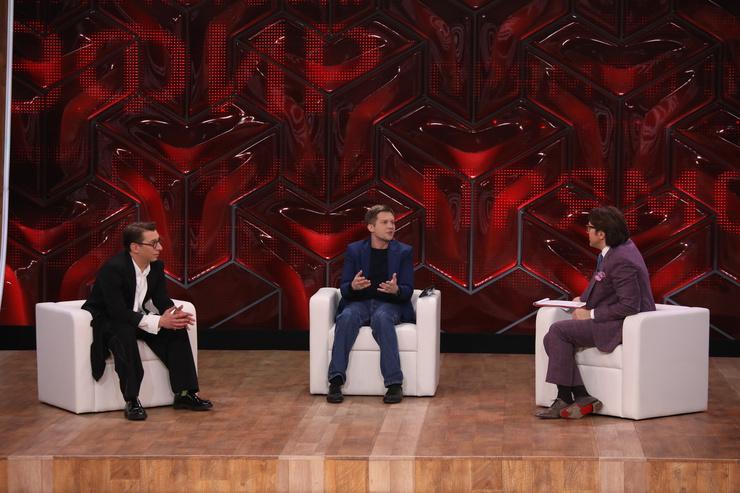 Михаил Зеленский вел передачу в 2011 году