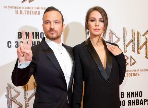 Агния Дитковските боялась, что Алексей Чадов заберет сына после развода
