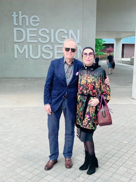 Инна Чурикова и ее супруг много путешествуют