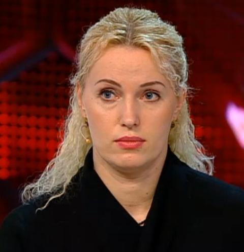 Любовница Владислава Радимова Ирина Яковлева