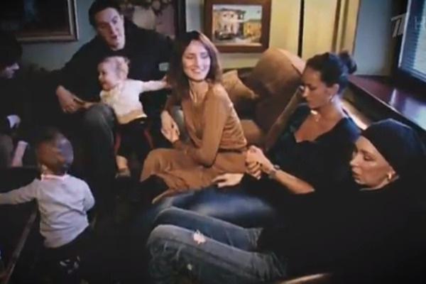 Когда-то у Анастасии была прекрасная семья