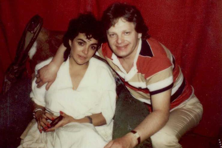 Сокорро Баница крутила с музыкантом роман, когда приезжала в СССР