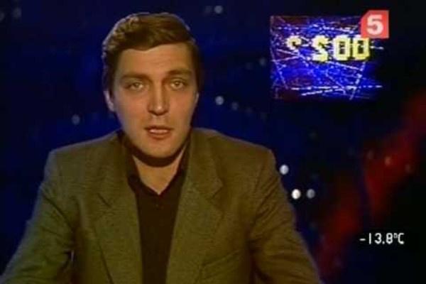 Александр Невзоров стал популярным репортером в 80-е