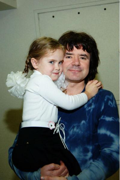 В последние годы жизни Евгений Осин мало общался с дочерью