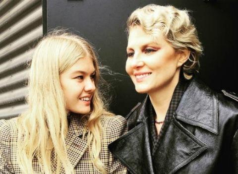 Рената Литвинова снимет дочь в кино