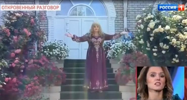 София уверяет, что она святая