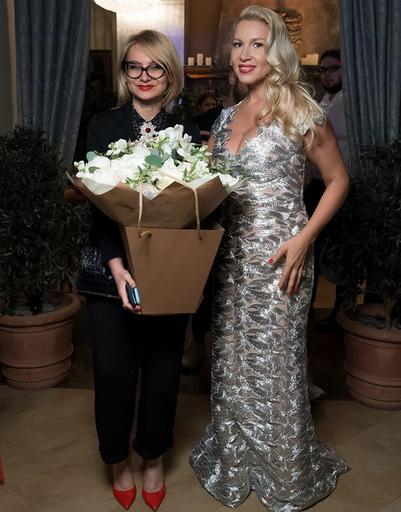 Эвелина Хромченко и Екатерина Одинцова