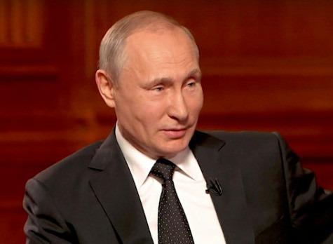 Владимир Путин приехал на место трагедии в Магнитогорске