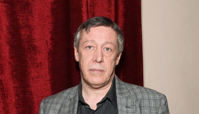 Михаил Ефремов впервые стал дедушкой