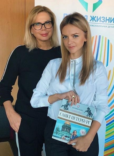 Милана Кержакова и Ника Ганич представили новый проект