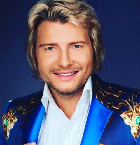 «СтарХит» поздравляет Николая Баскова с юбилеем!