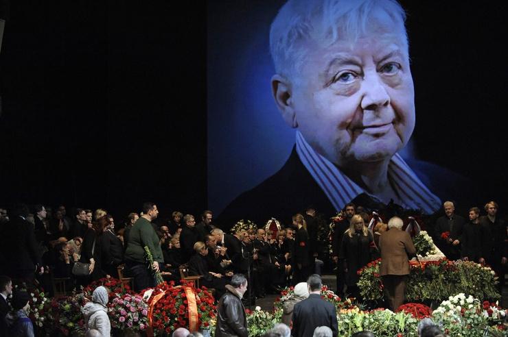 Смерть Олега Табакова стала огромной трагедией для ресторатора