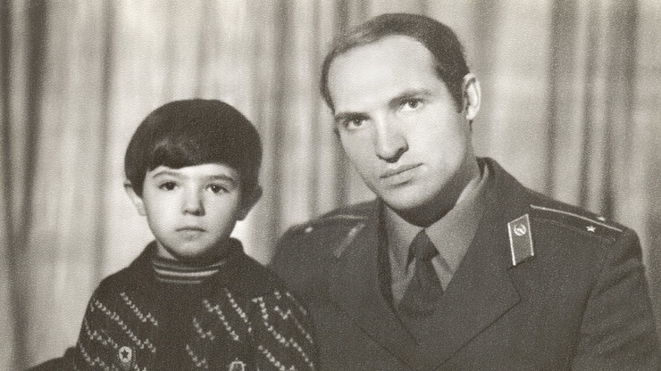 Лукашенко со старшим сыном