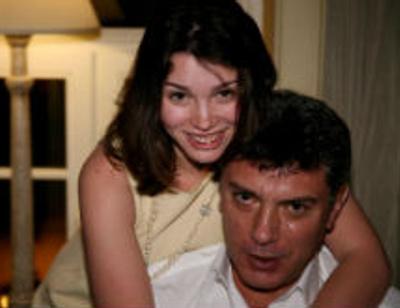 Старшая дочь Бориса Немцова покинула Россию