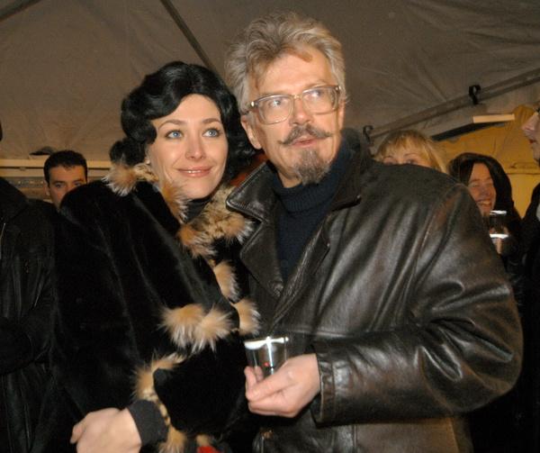 Эдуард Лимонов и его последняя жена Екатерина Волкова
