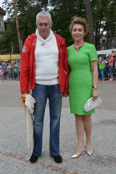 Божена и Игорь прожили вместе семь лет