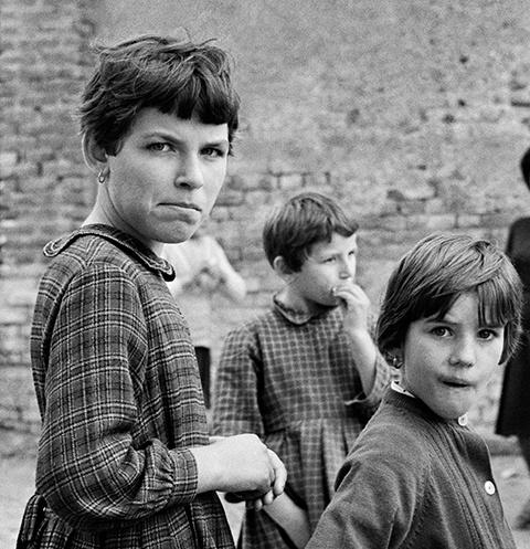 Элио Чиол «Воскресенье в Басса-Миланезе», 1963